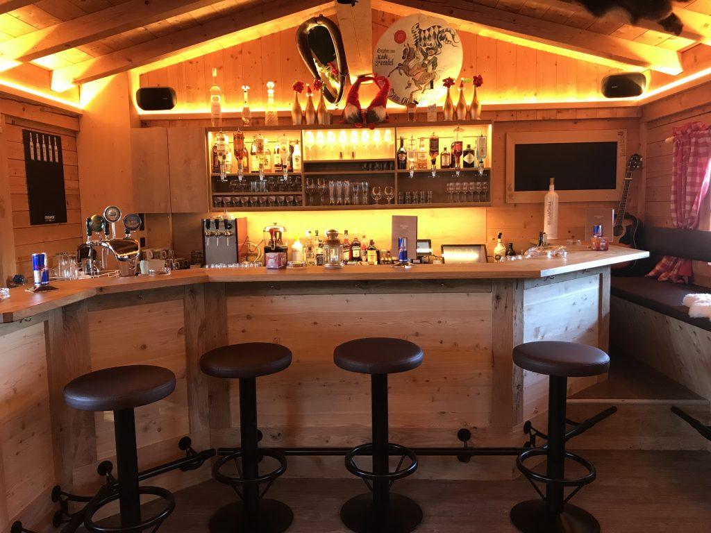 Bar Innenbereich